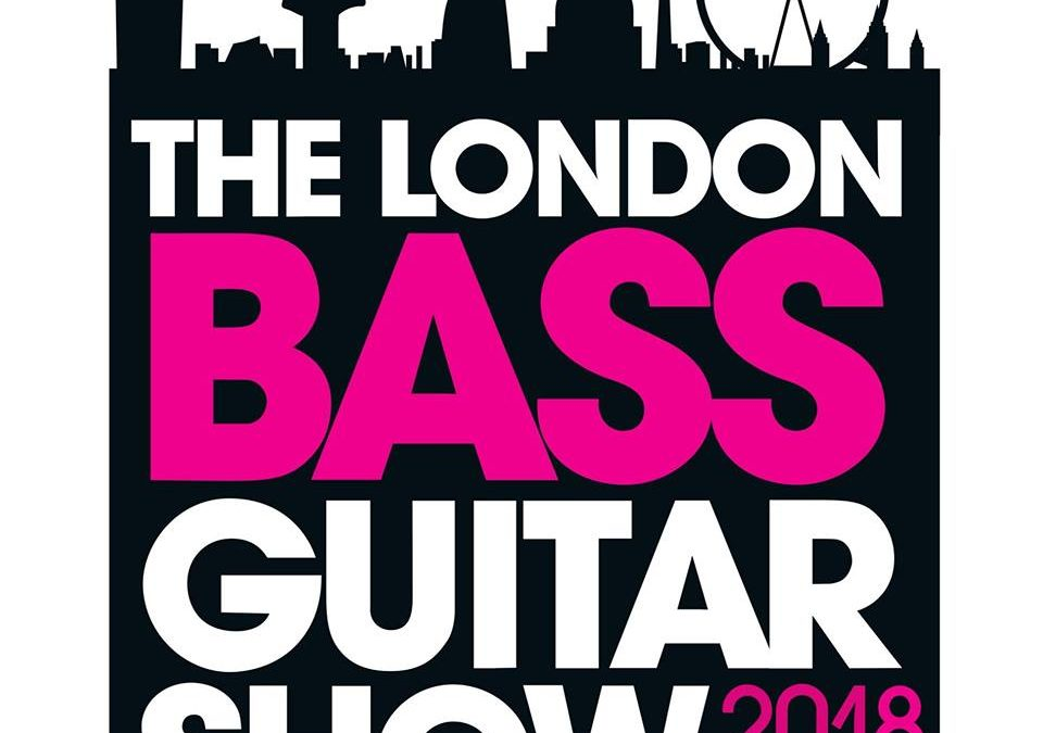 London Bass Guitar Show 2018